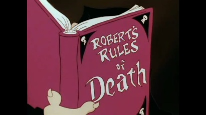 Roberts rules of death 2